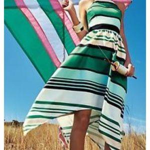 NWT Anthropologie Troubadour Striped dress